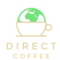 Direct Coffee Retina Logo