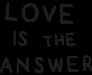 Ein Laden voller Produkte mit Geschichte: Love is the Answer!