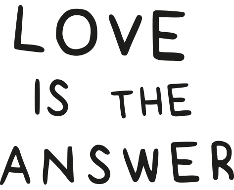 Ein Laden voller Produkte mit Geschichte: Love is the Answer!