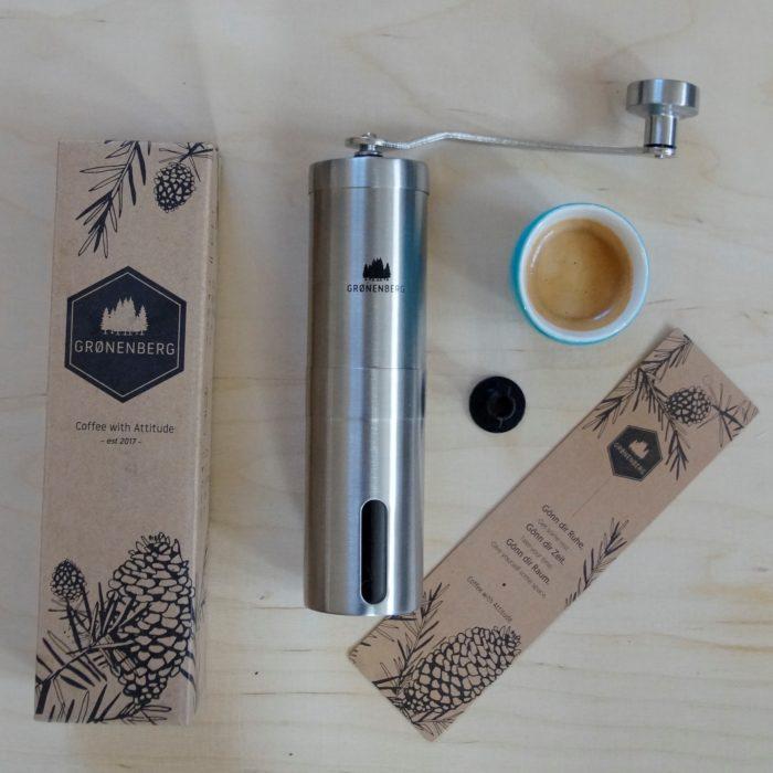 Coffee hand mill