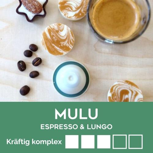 Compatibles Nespresso et douces pour l'environnement car compostables