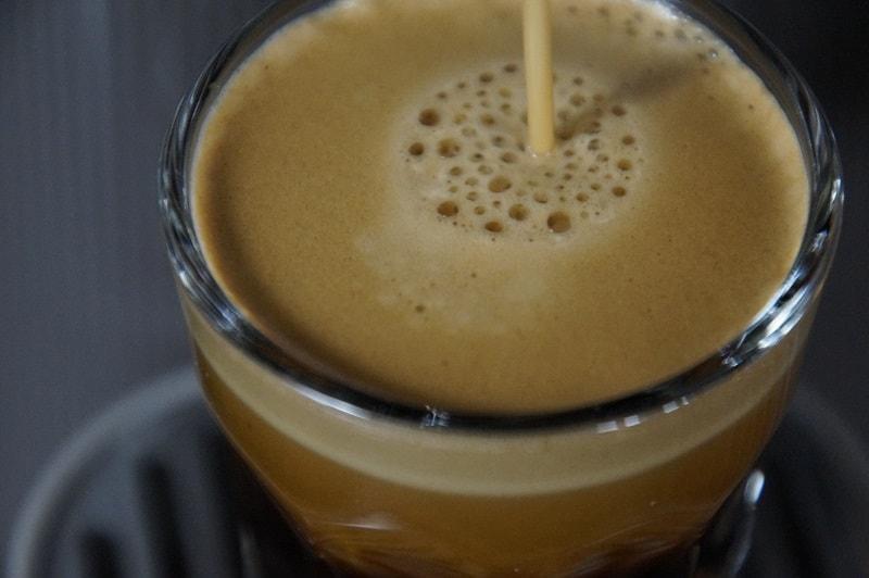 Les machines Nespresso sont pratiques et douces pour l'environnement avec nos capsules.