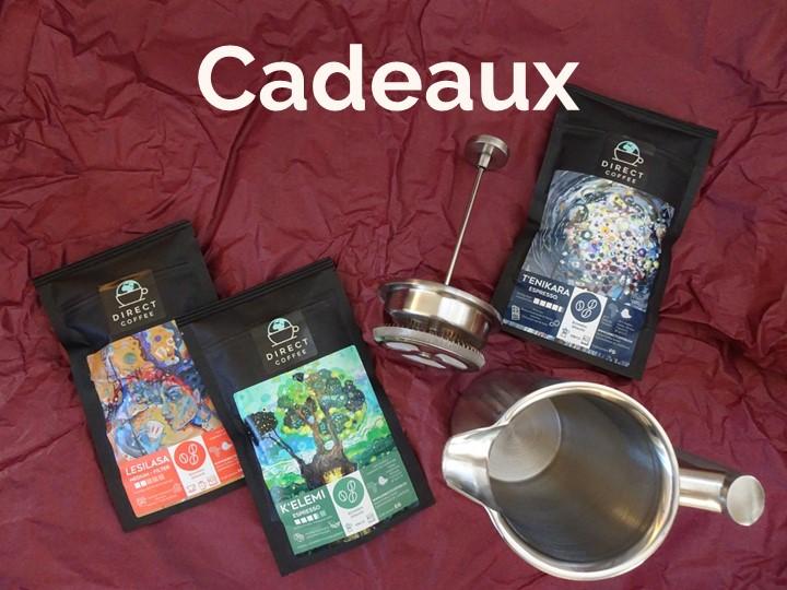 Cadeaux de café