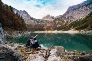 Gemeinsam in der Natur - Wanderung als Geschenk